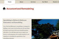 Accustomized Remodeling